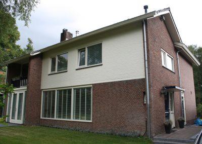 Renovatie en uitbreiding Villa